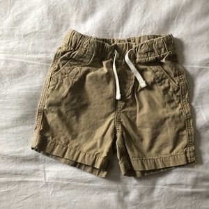 Gap toddler shorts, 18-24 months